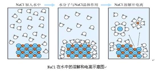 高中化学说课稿:《离子反应》